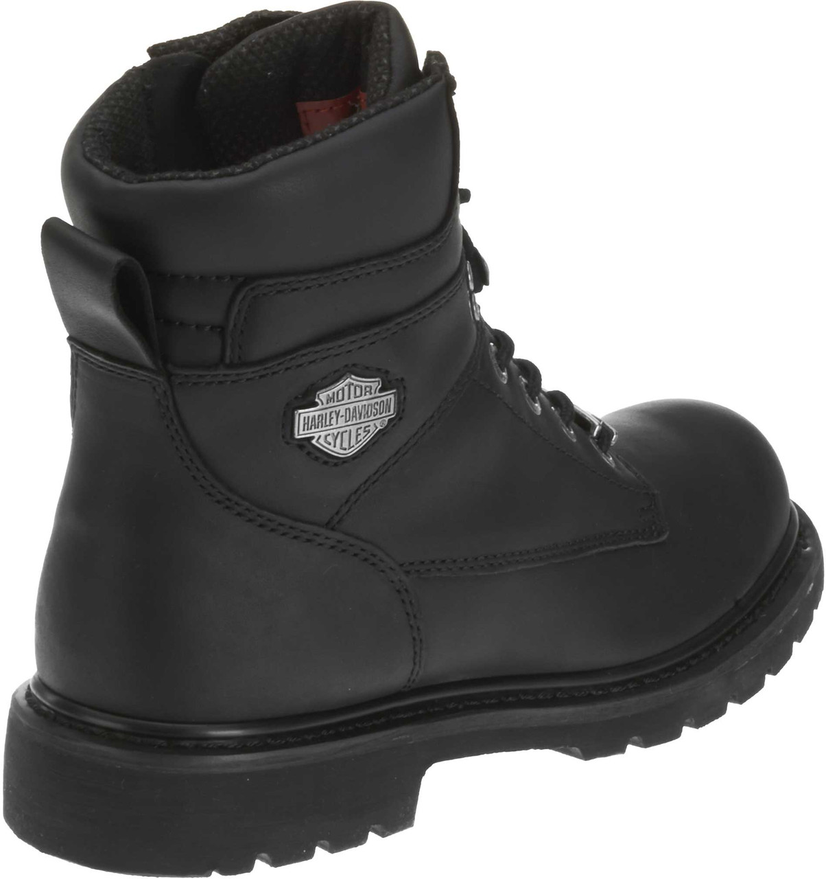 93b2fb27ca0 Harley-Davidson® Wolverine Men's Austwell 6-Inch Lace-Up Motorcycle Boots  D94194