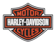 Harley-Davidson Bar & Shield Rubber Coaster Set HDL-18515 - Wisconsin Harley-Davidson