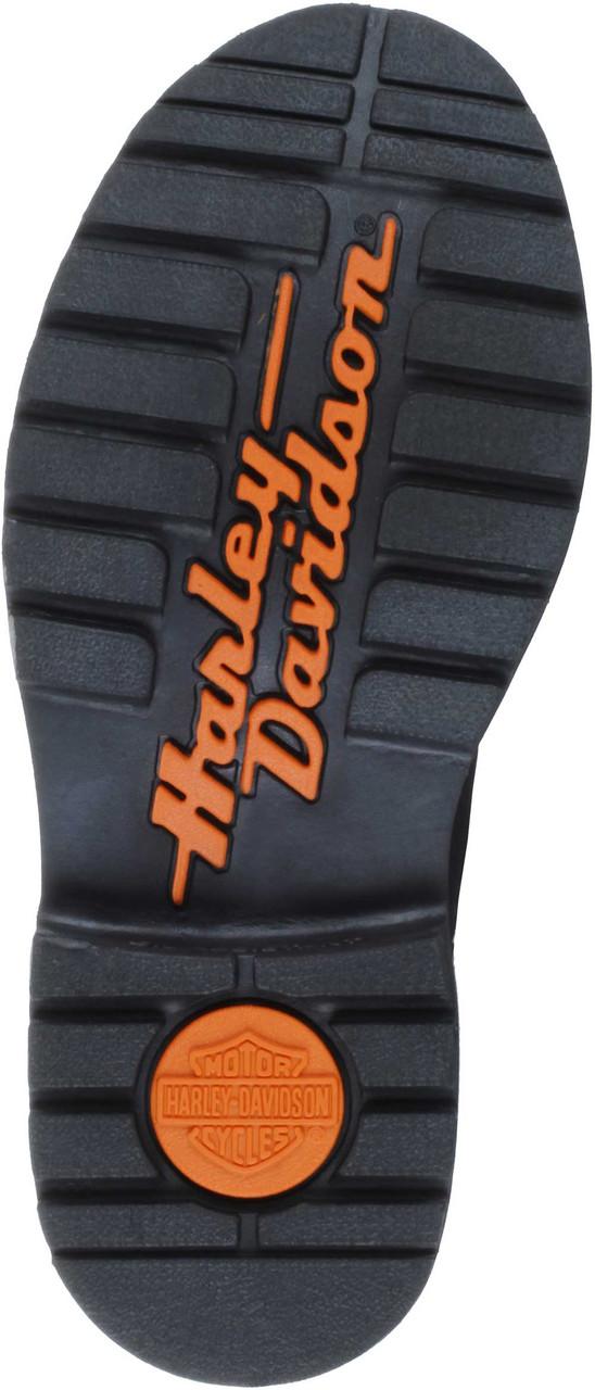 9b123de4ea1 Harley-Davidson® Women's Gabby 5-Inch Steel Toe Black Motorcycle Boots.  D83668