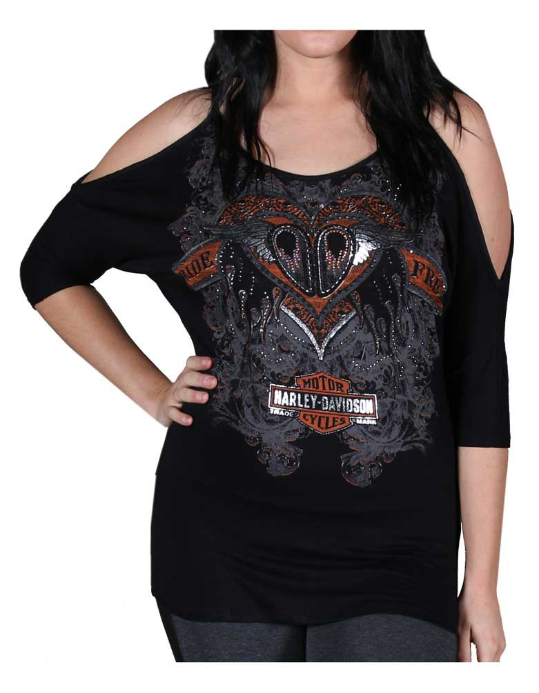 9e118e296526b ... Embellished Cold Shoulder Freedom. See 1 more picture