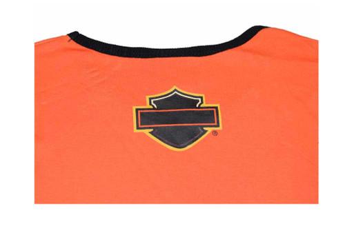 Harley-Davidson Big Girls' T-Shirts, Long & Short Sleeve Graphic Tees 3342354 - Wisconsin Harley-Davidson