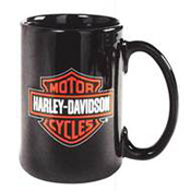Harley-Davidson Coffeee and Travel Mugs