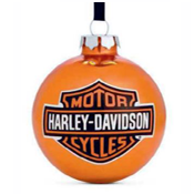 Harley-Davidson Holiday Ornaments