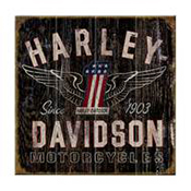 Harley-Davidson Signs and Wall Art