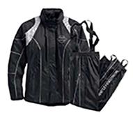 Harley-Davidson Women's Rain Jackests, Pants and Rainsuits