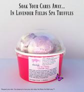 Lavender Fields Bath Truffles