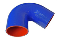 5ply Hi-Performance Blue Silicone Hose (Coupler) 135* Elbow