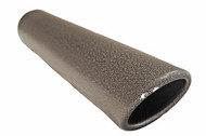 """3.5"""" Silver Vein Coated/Rolled Edge"""