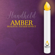 Safe Flame Hand-Held Vigil Candle