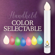 Color Selectable Safe Flame Vigil Candles