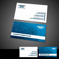Business Cards (Full color on both sides)