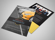 "8.5"" x 11"" Flyer/Brochure (Full Color)"