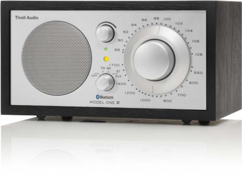 Tivoli Audio Model One BT, Black/Silver
