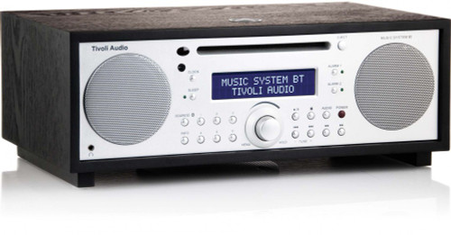 Tivoli Audio Music System BT, Black/Silver