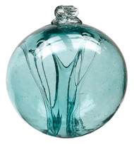 "6"" Witch Ball - Teal"
