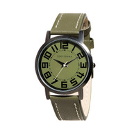 TOKYObay Track Carbon Green - Men's