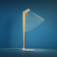 Studio Cheha - DESKi lamp