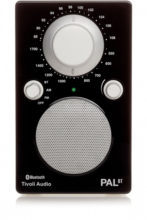 Tivoli Audio - PAL BT Bluetooth Radio - Black