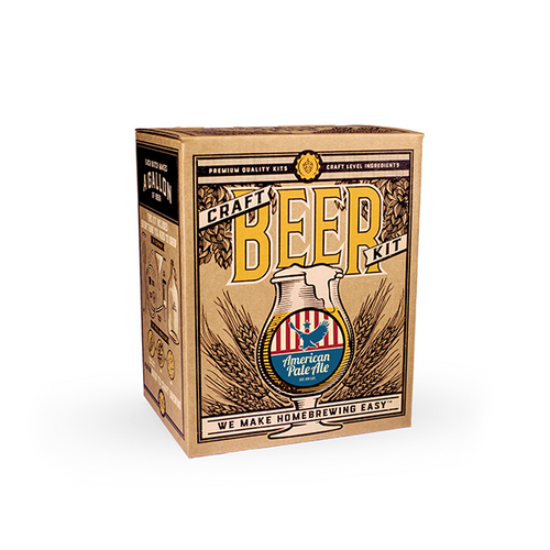 American Pale Ale by Craft a Brew | Creative Connections