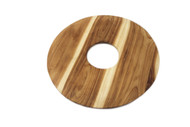 Teakwood 'Big Oh' Cutting Board by Sobremesa