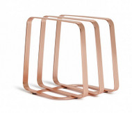 Pulse Napkin Holder Copper