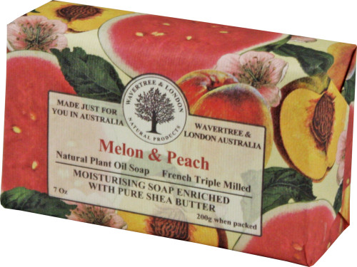 Wavertree & London Melon & Peach Soap