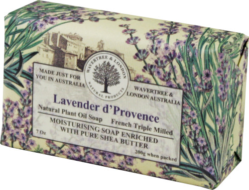 Wavertree & London Lavender D'Provence Soap
