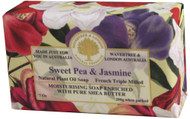 Wavertree & London Sweet Pea & Jasmine Soap