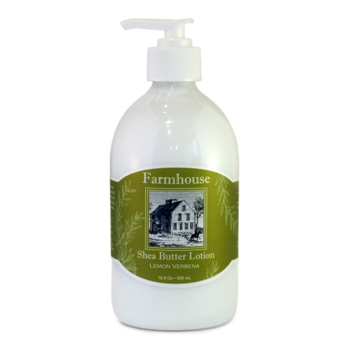 Sweet Grass Farms Lemon Verbena Lotion