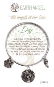 Dog Charm Bracelet