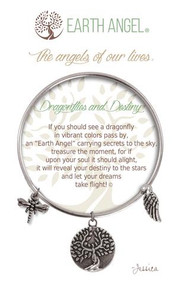 Dragonflies & Destiny Charm Bracelet