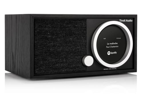 Tivoli Audio - Model One Digital, Black Finish