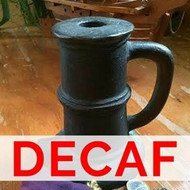Dean's Beans Thunder Mug Natural Water Process DECAF