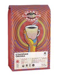 Dean's Beans Ethiopian Oromia - 1lb Whole Bean