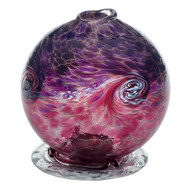 Kitras Van Glow Candle Dome, Purple - Pink