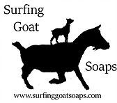 Surfing Goat Soap - Cool Running