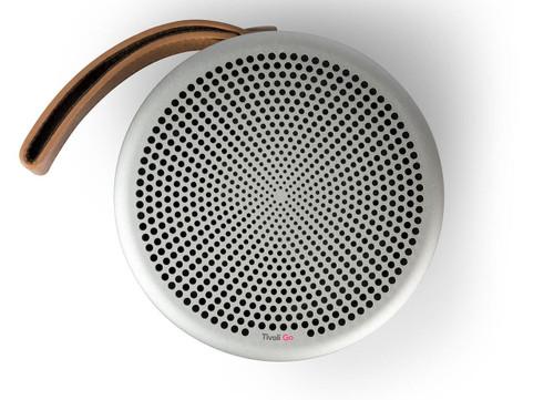 Andiamo Bluetooth Speaker by Tivoli - Silver | Creative Connections