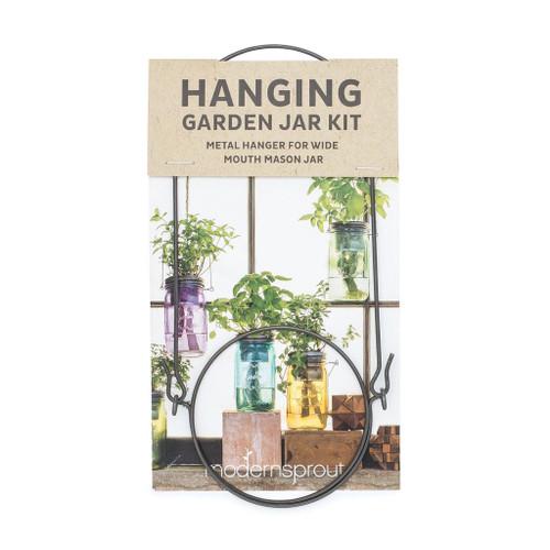 Modern Sprouts Hanging Garden Jar Kit