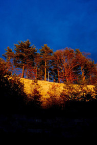 'Sunset Wall' - Peter Fischman