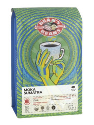 Dean's Beans Moka Sumatra - 1lb Whole Bean