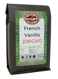 Dean's Beans French Vanilla Kiss Decaf - 1lb Whole Bean
