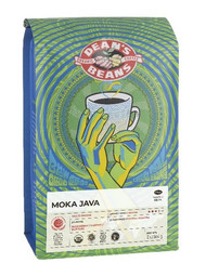 Dean's Beans Moka Java - 1lb Whole Bean
