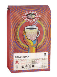 Dean's Beans Columbian - 1lb Whole Bean