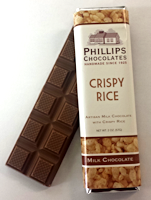 Phillips Chocolate Crispy Rice Bar