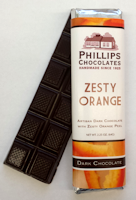 Phillips Chocolates Zesty Orange Bar