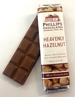 Phillips Chocolates Heavenly Hazelnut Bar