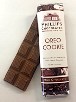 Phillips Chocolates Oreo Cookie Bar