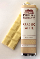 Phillips Chocolates White Chocolate Bar