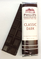 Phillips Chocolates Classic Dark Chocolate Bar