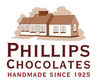 Phillips Chocolates Chocolate Covered Coconut Macaroons, 2-Pack